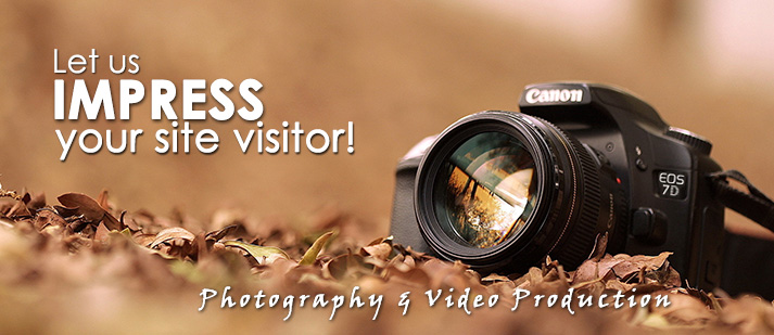 Tucson Web Design - Photography & Video Production