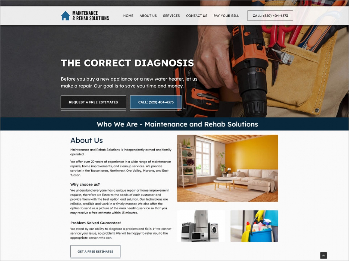 Royal Hookah Lounge | Affordable Web Portfolio