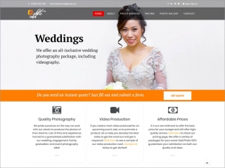 Raid Photo | Affordable Web Portfolio